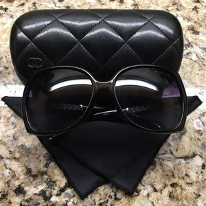 Chanel sunglasses!